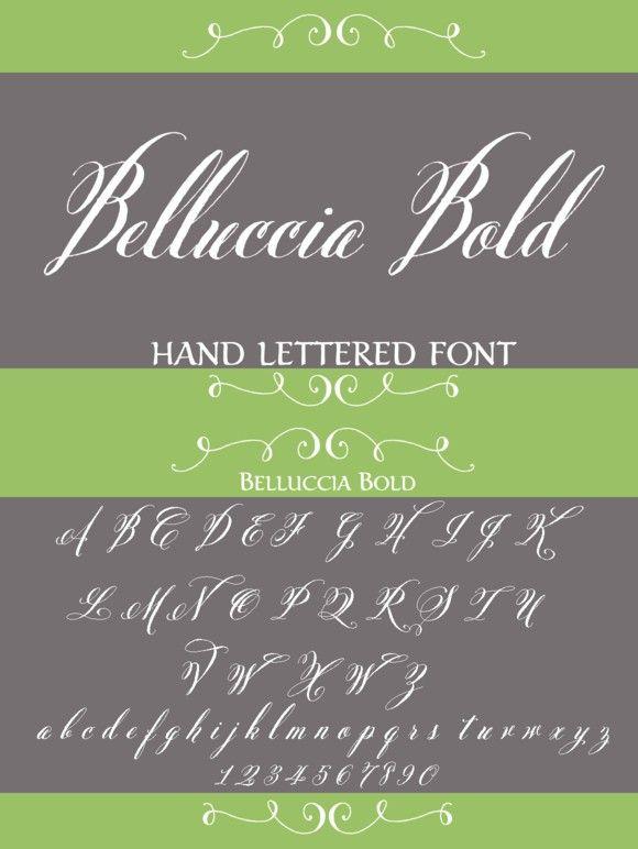 1000 Ideas About Script Fonts On Pinterest Fonts