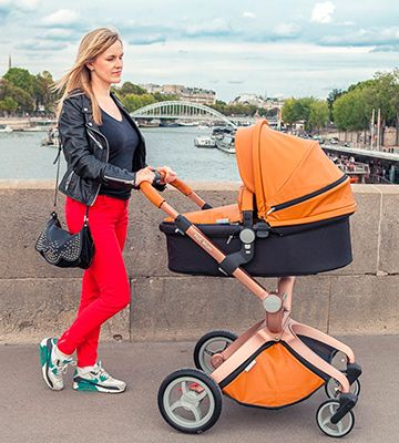 Hot Mom With Baby Strollers  mom  baby  f9de6703c5