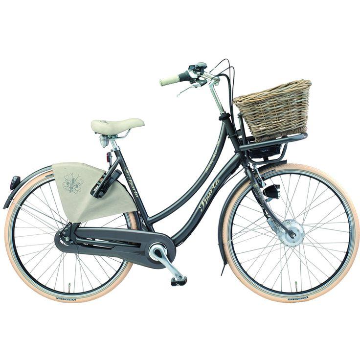 Vélo électrique hollandais au look rétro à 29,98€/mois. Assurance vol et casse comprise !  Offre limitée aux 1000 premiers inscrits. #bike #velo #retro #offrelimitee #sparta