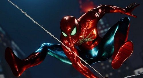 marvel spider man ps4 all suits 18 | Spiderman | Spiderman