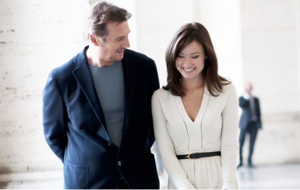 Liam Neeson & Olivia Wilde - The Most Uncomfortable Age Gaps in Movies - Photos