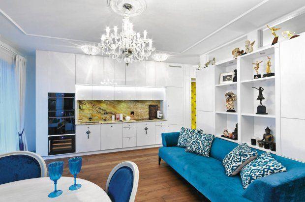 Mieszkanie: z paryskim szykiem - zdjęcie