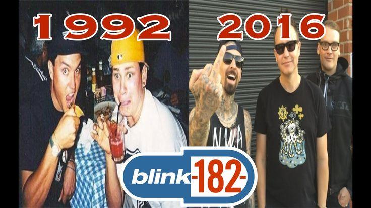History of Blink-182 (In 34 Songs)