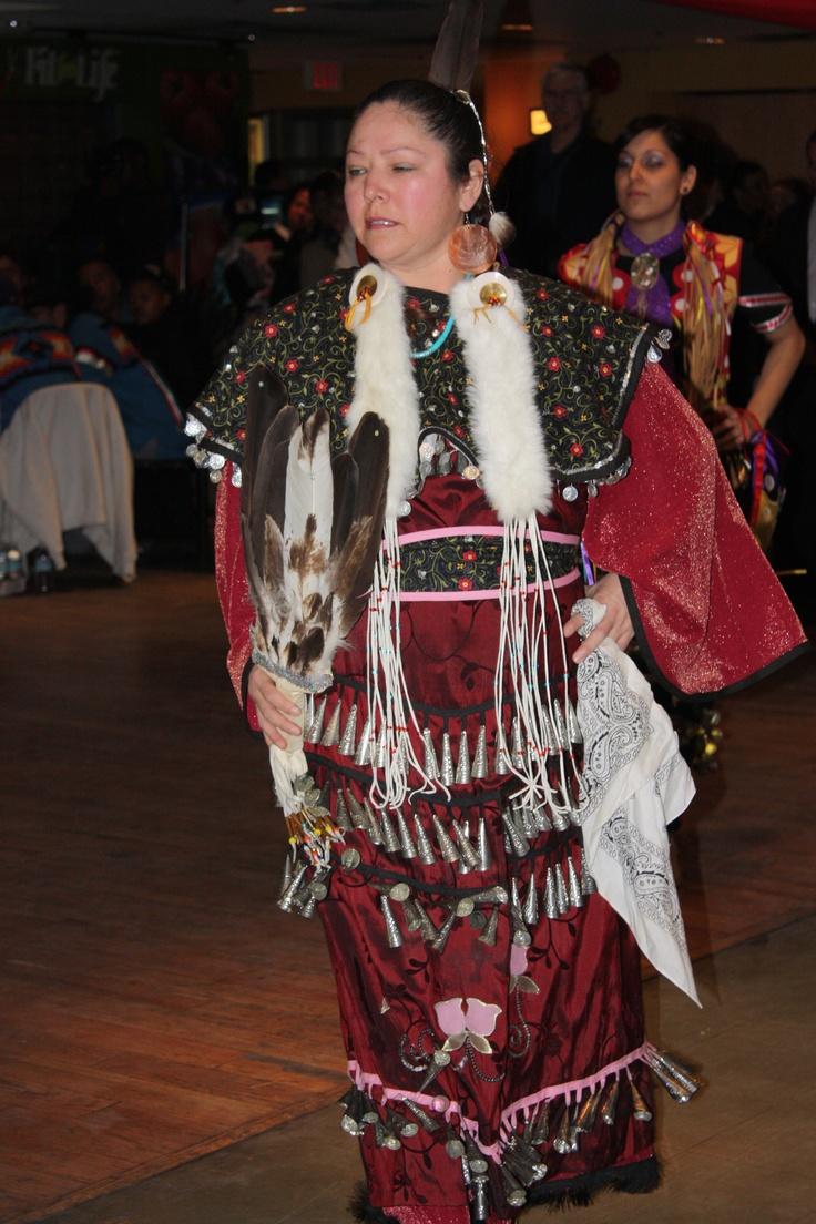 Female Dancer - Four Sacred Colours