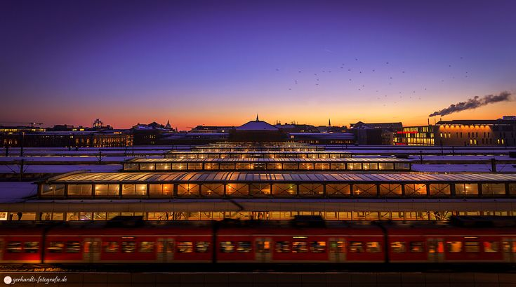 Hannover Hauptbahnhof | Fotograf Hannover