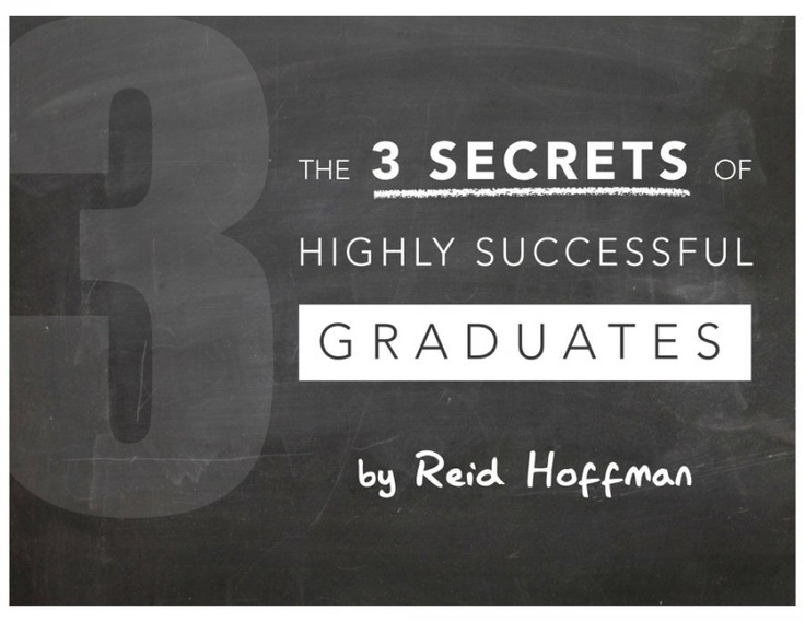 Amazing Career Advice For College Grads From LinkedInu0027s Billionaire Founder