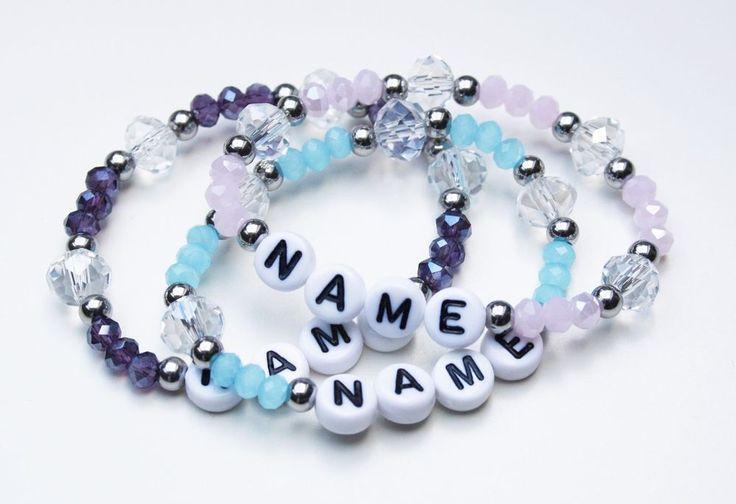 Personalisiertes Kinderarmband Taufe Geburt Baby Name Namen Namens Armband | Uhren & Schmuck, Kinderschmuck, Armbänder | eBay!