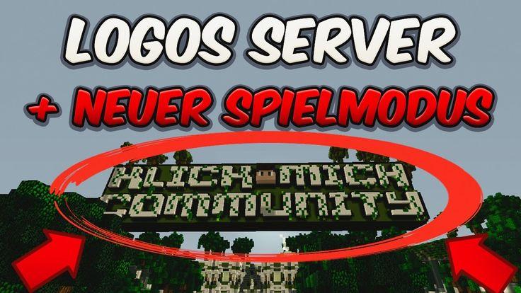 Logo`s Minecraft Server Netzwerk★Neuer Spielmodus Minecraft Cavewars und Logo`s Server★Rici[Deutsch]