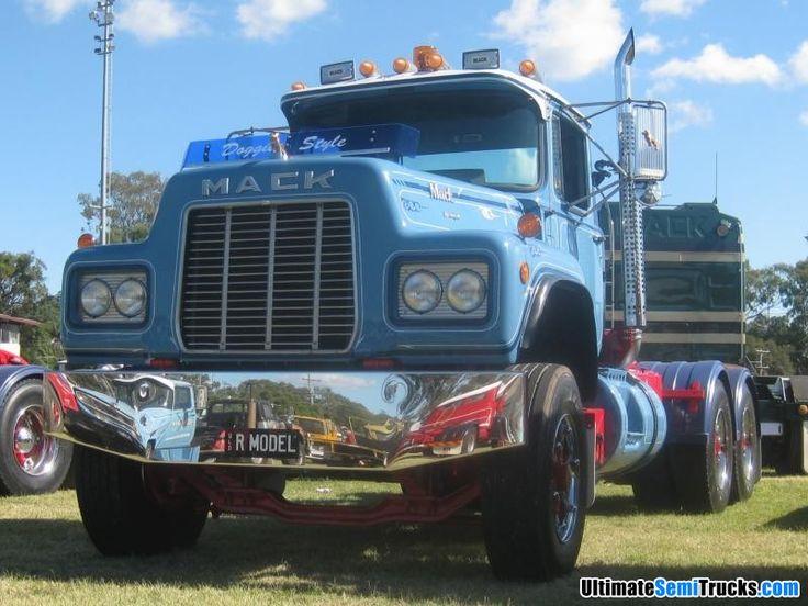 1986 R Model Mack