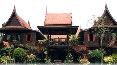 Old Style : Thai's house | Thai House Model