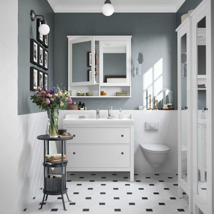 The 25 Best Ikea Bathroom Ideas On Pinterest  Ikea Hack Bathroom Captivating Ikea Small Bathrooms Decorating Inspiration