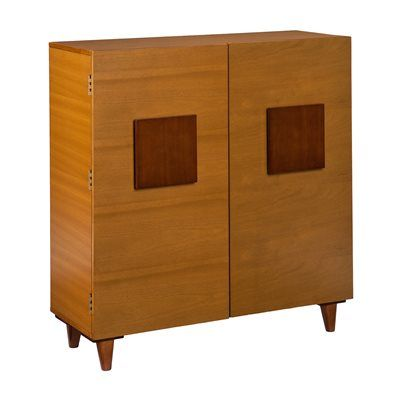 Shop Boston Loft Furnishings Harrington Midcentury Modern Bar Anywhere Cabinet At Lowes Canada Find Our Selection Of Sideboards Servers The Lowest