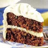 SILVER PALATE CARROT CAKE