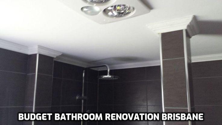 Budget bathroom revonation brisbane bathroom renovation
