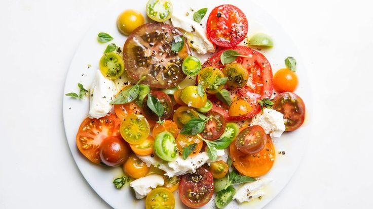Ultimate Caprese Salad | Bon Appetit Recipe