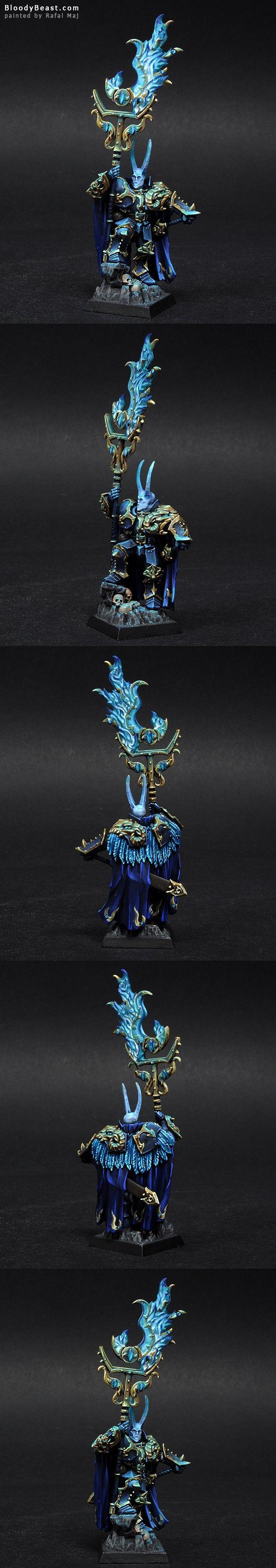 Chaos Lord of Tzeentch, Sorcerer, Standard