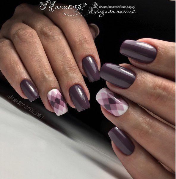 Дизайн Ногтей 23 | salon nails | Ногти, Гвоздь и ...