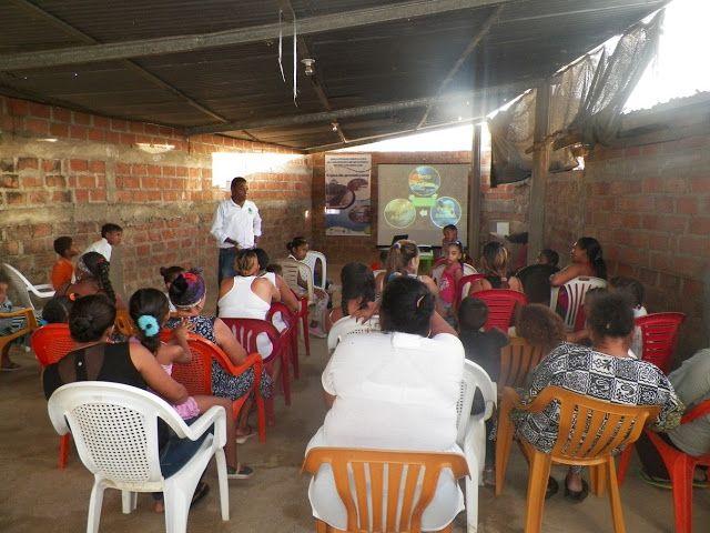 En Tigreras: Capacitación en uso eficiente de recursos naturales - Hoy es Noticia