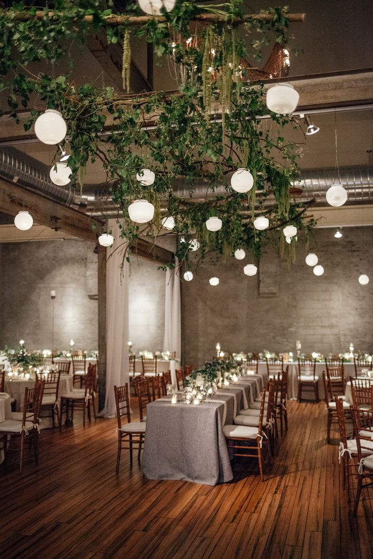Front and Palmer Reception | Leaves of Grass Floral Design https://www.theknot.com/marketplace/leaves-of-grass-floral-design-philadelphia-pa-491097 | Emily Wren Photography https://www.theknot.com/marketplace/emily-wren-photography-philadelphia-pa-595214