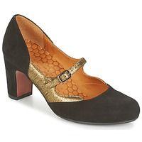 Shoes Women Court shoes Chie Mihara JESA Black / Gold