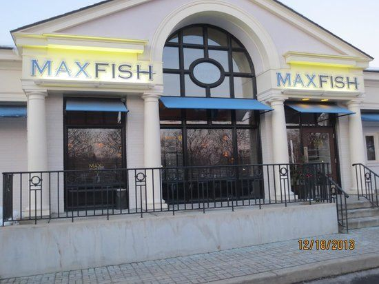 Max Fish - 110 Glastonbury Boulevard - 2016 CT Now Best of Hartford winner for Best Seafood Restaurant and local award winner for Best Restaurant in Glastonbury; 2015  Hartford Magazine 1st runner-up for Best Seafood Restaurant