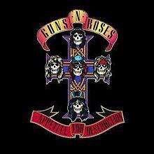 """Guns N' Roses - """"Appetite for Destruction"""" ('87)"""