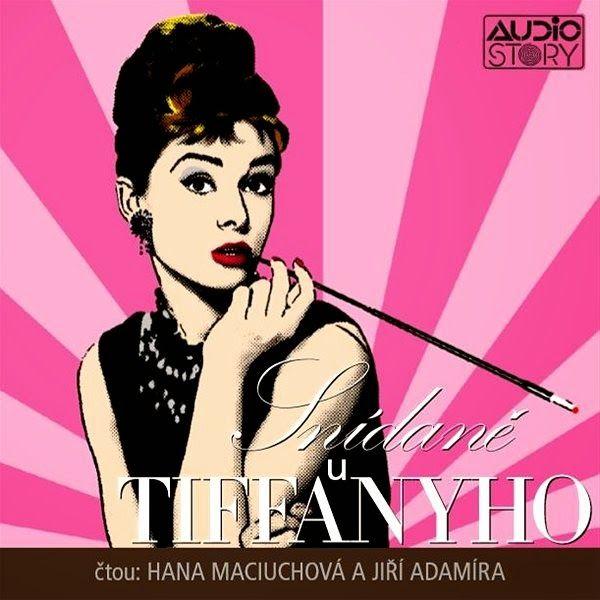 iTunes Cover Studio.cz: Truman Capote: Snídaně u Tiffanyho (čtou Hana Maci...