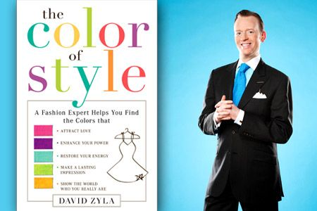 How to find your true colors and when to wear them; and finding your authentic style archetype (there are 6 per season).