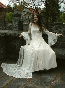 33 best gothic wedding dresses images on Pinterest