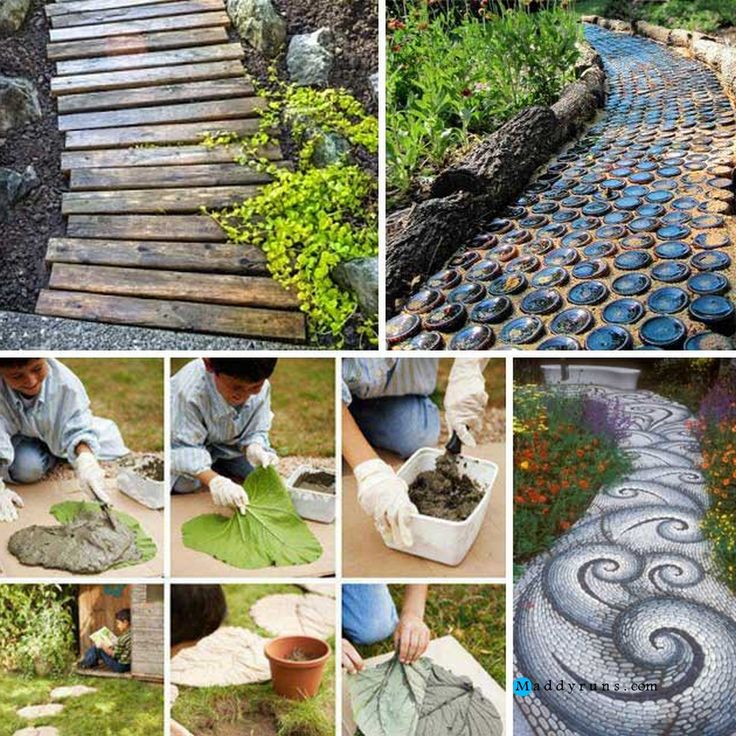 17 best images about colorful summer diy garden projects for Diy garden crafts