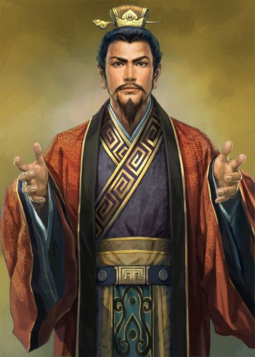 Liu Bei by CT-115.deviantart.com on @DeviantArt