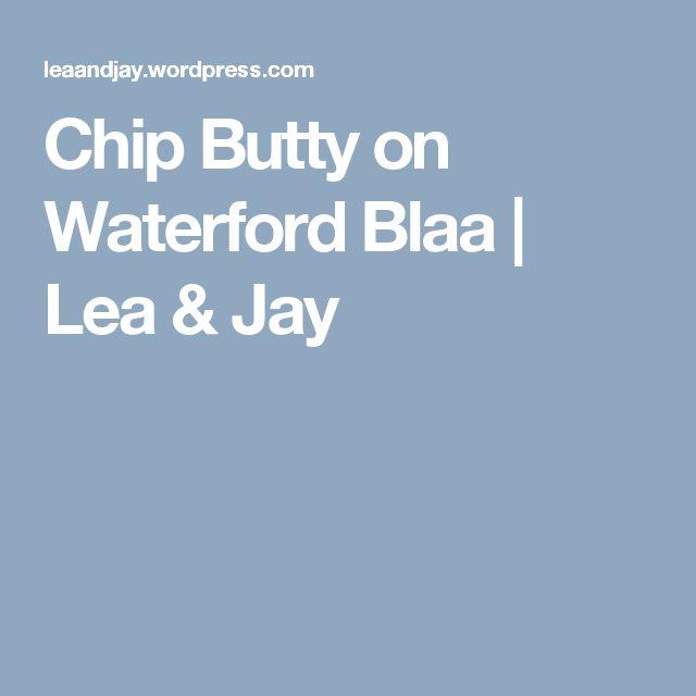 Chip Butty on Waterford Blaa | Lea & Jay