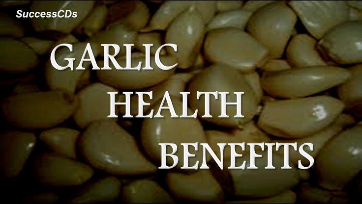 Garlic Health Benefits | Eating Raw Garlic Benefits