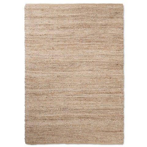Area Rug Silver Lurex Natural  5'X7' - Threshold™