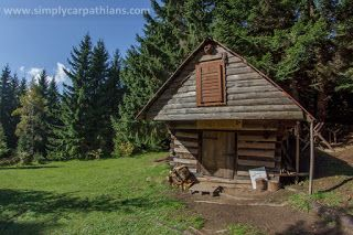 through geographer's eyes: Mountain chalets in Slovakia