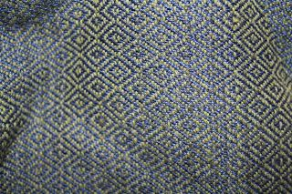 Goose eye (detail purse) handmade fabric