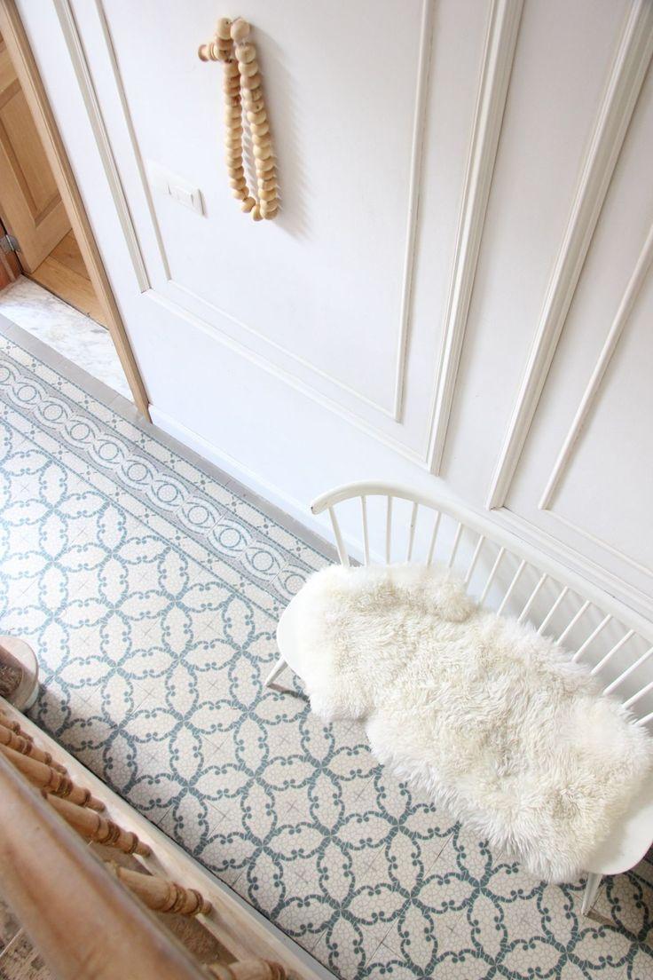 15 Bodenfliesen-Designs für das Foyer
