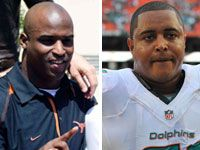 Ricky Williams: Maybe Martin doesn't belong in NFL