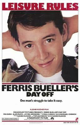 Galeria - Filmes anos 80 - Curtindo a Vida Adoidado