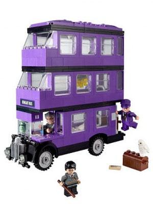 harry potter night bus