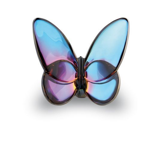 Papillon Lucky Butterfly, in Blue Scarabee