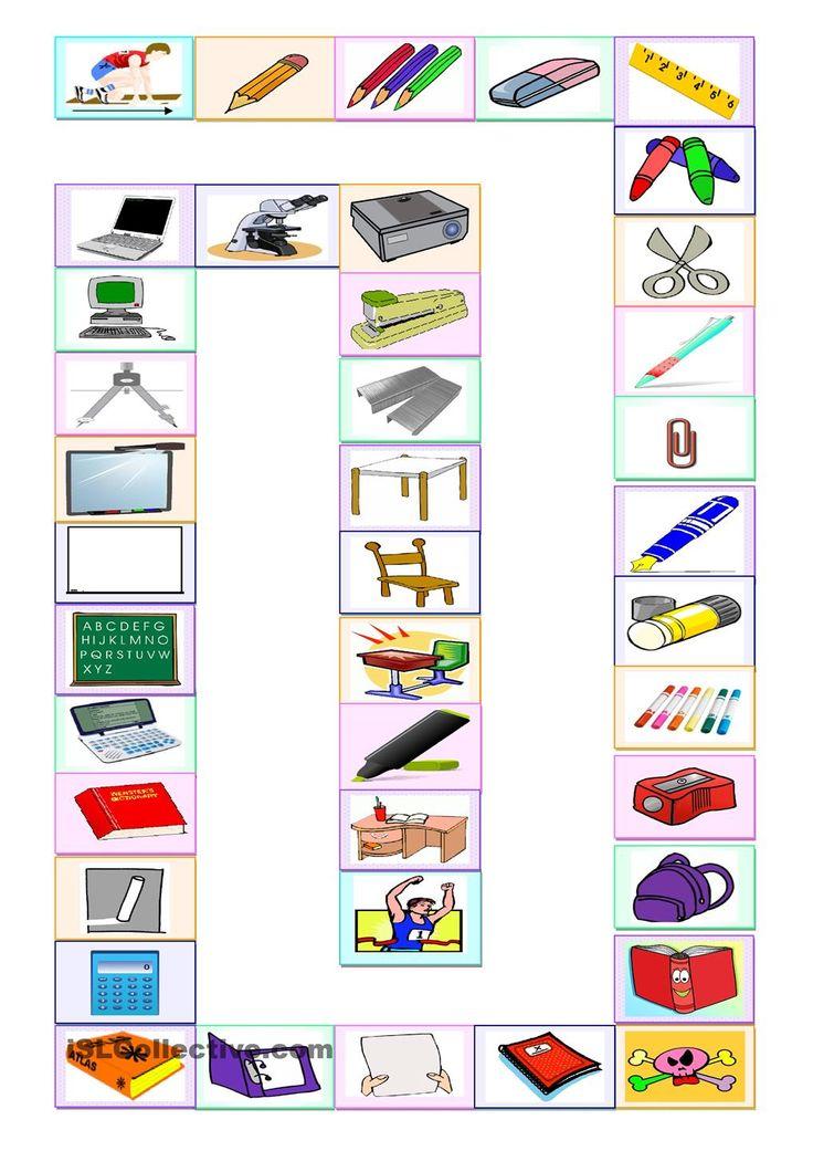 Les 77 meilleures images du tableau juegos sur pinterest apprendre l 39 espagnol cours espagnol for Fournitures scolaires en ligne
