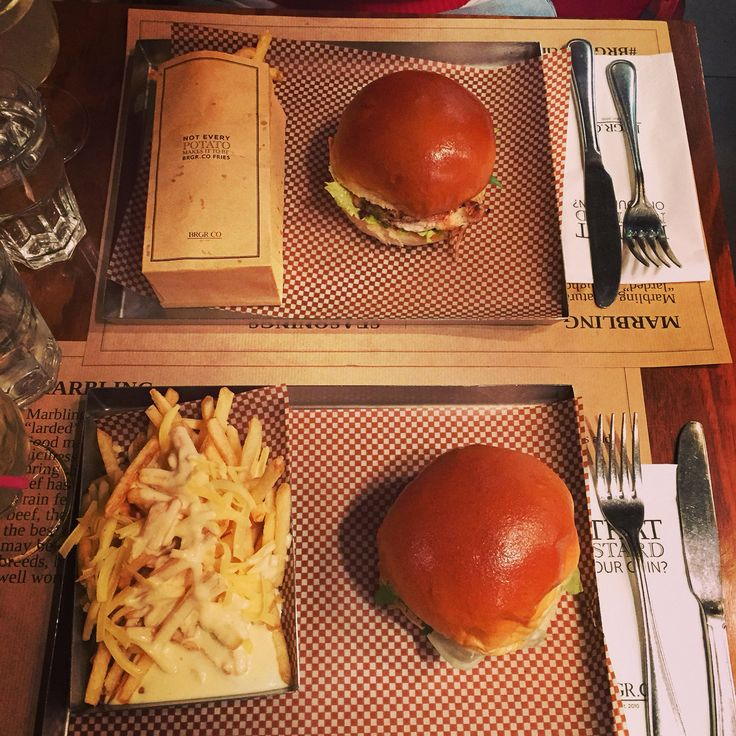 Burger ballin