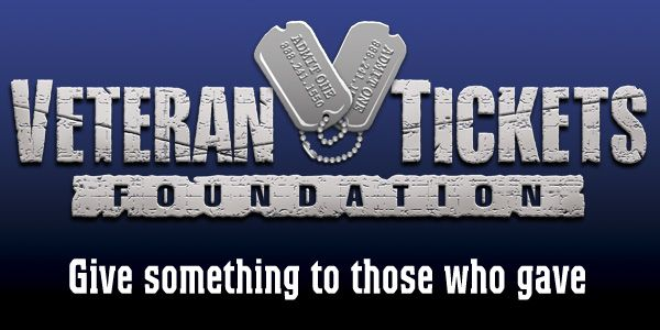 Donate Tickets to Veterans