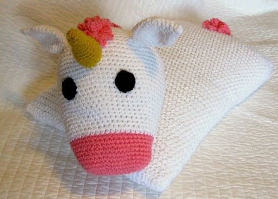 Crochet Pillow Pets Are Perfect Bed Time Buddies | The WHOot