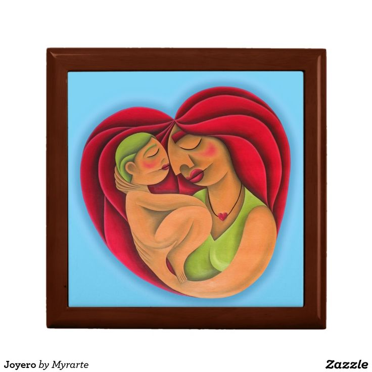 Maternidad. Mother, mom, maternity. Joyero, Jewelry Box. Producto disponible en tienda Zazzle. Product available in Zazzle store. Regalos, Gifts. Link to product: http://www.zazzle.com/joyero_jewelry_box-246220772931683643?CMPN=shareicon&lang=en&social=true&rf=238167879144476949 #Joyero #Jewelry #box #mother #madre #mom #maternity