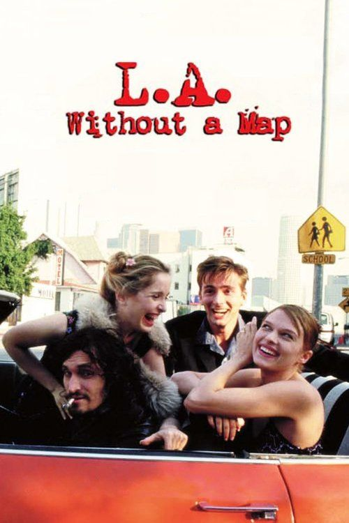 Watch L.A. Without a Map 1998 Full Movie Online Free