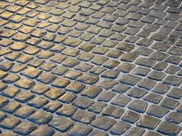 How about going back in time with a cobbled driveway.