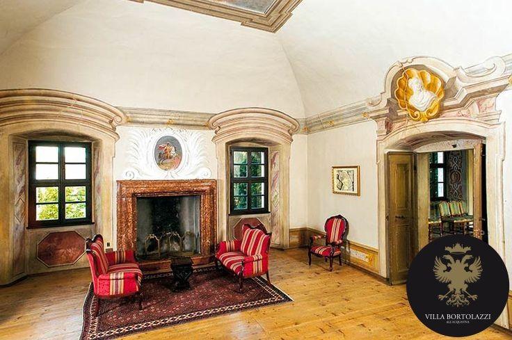 #Sala della Sapienza di #Villa Bortolazzi