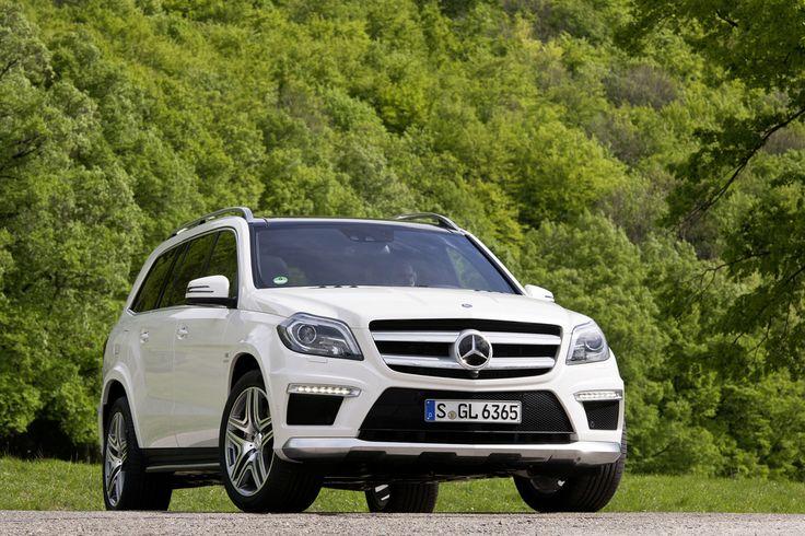 Mercedes GL – die zweite Generation des SUV kommt im Herbst